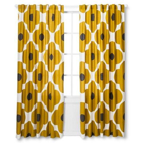 Orla Kiely Curtain. Front window? $40