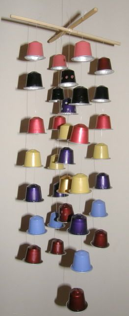 In this post You will find some alternative ideas what to do with Coffee Pods instead throwing them into the trash.