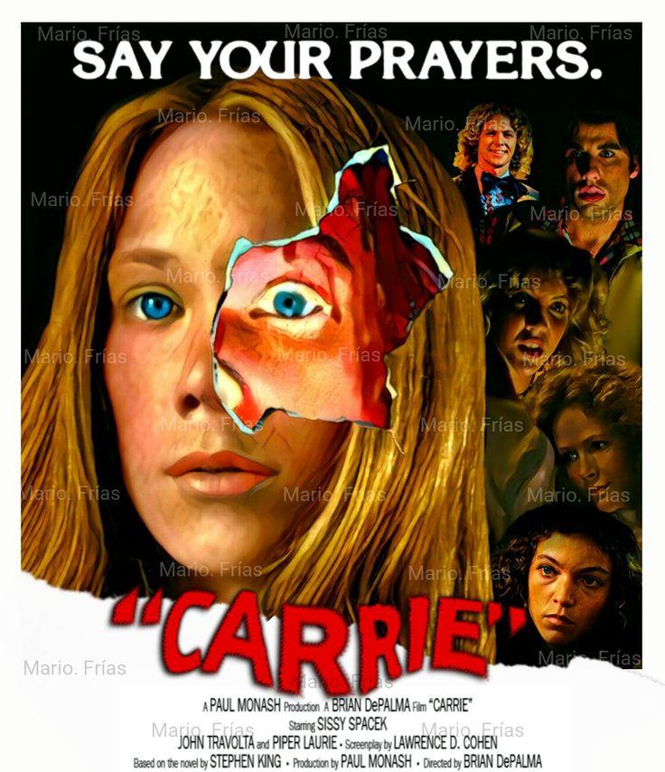 Carrie 1976 Edit By Mario. Frías