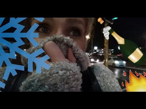 VLOG: All syrup squishy - It's never to cold to go clubbing!