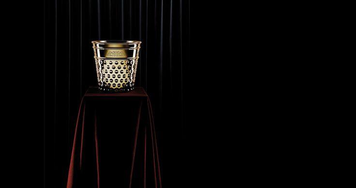 #Ghidini1961 #StudioJob #HereThimble #photo #TommasoSartori #BrassEnsemble #brassdesign #design #designweek #milan