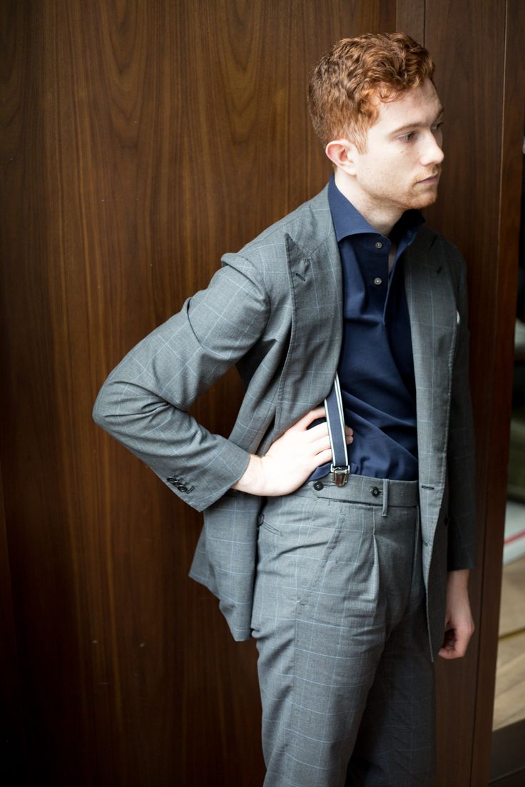 The Sartorial Polo Shirt Street X Sprezza