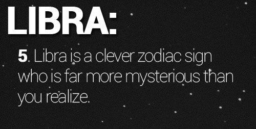 ℓιвяα ♎️ 10 Facts About Libra (Part 1) - fun zodiac signs fact