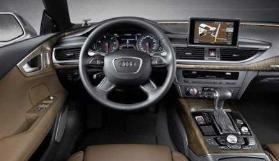 2018 Audi A3 Bolt Interior