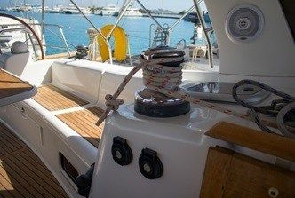 #Optional #extras: #Outboard: 80 € per #week #Wi-fi: 50 € per #booking #SUP: 150 € per week #Skipper: 1050 € per week #Hostess: 900 € per week #Railing #net: 120 € per booking