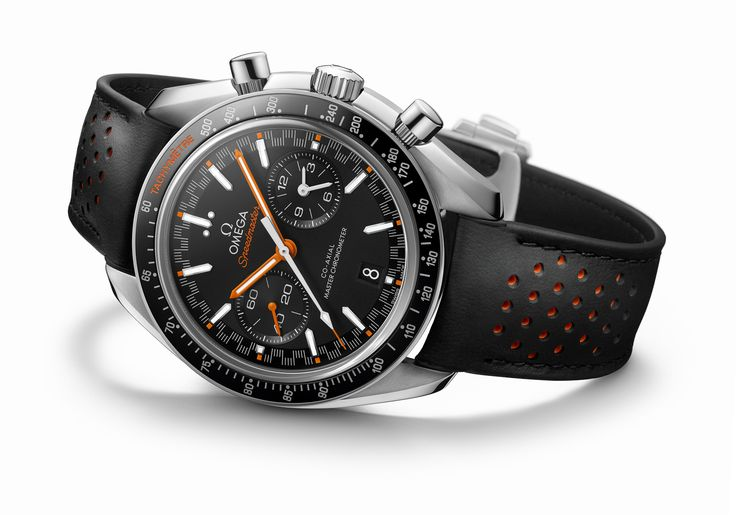 Pre-BaselWorld 2017 - Omega Speedmaster Automatic Racing Dial