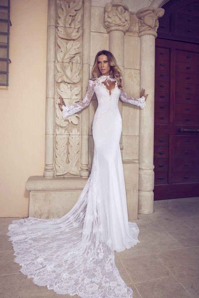 Vestidos de boda de Julie Vino Otoño 2014 - Belle la Revista. El blog de la boda Para La novia sofisticada