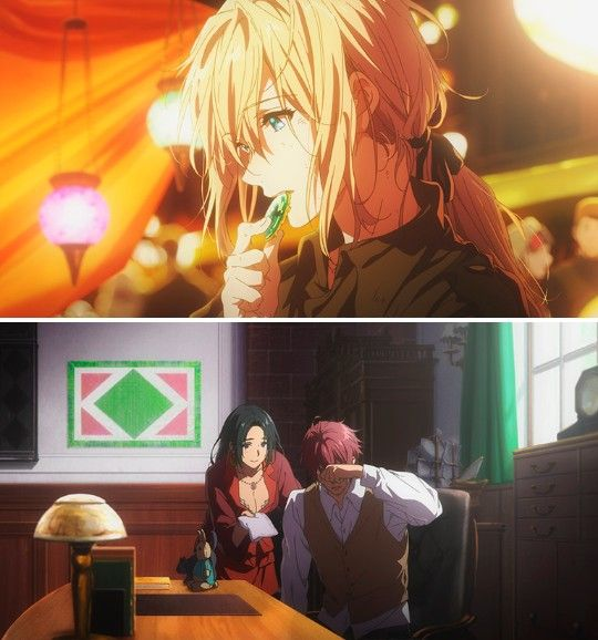 Pin By R E I N A On Violet Evergarden