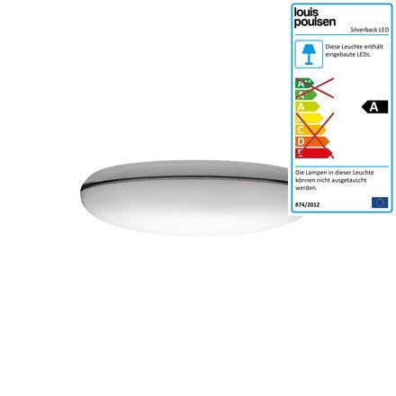 Louis Poulsen - Silverback LED Wand- und Deckenleuchte Ø 295 mm, warmweiß, 1-10V Weiß T:8 Jetzt bestellen unter: http://www.woonio.de/produkt/louis-poulsen-silverback-led-wand-und-deckenleuchte-o-295-mm-warmweiss-1-10v-weiss-t8/