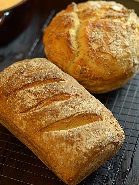 OOCH! Obłędny Orkiszowy CHleb - zdrowy, powszedni chleb