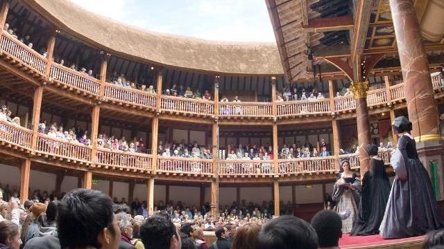 Visit this modern recreation of the Globe Theatre, an Elizabethan playhouse that was originally built by Shakespeare's playing company. It was destroyed by fire in 1613, rebuilt in 1614, and then demolished in 1644. The modern reconstruction is an academic approximation based on available evidence of the 1599 and 1614 buildings. The reconstructed theater was built close to the site of the original theater and re-opened in 1995.