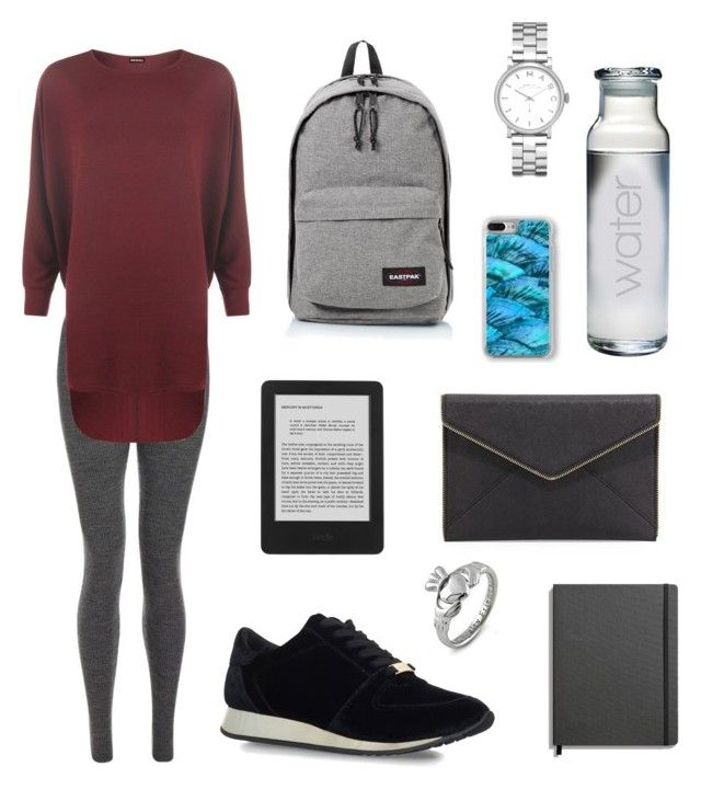 """""""27th July Osaka & Kyoto"""" by becca-niriain on Polyvore featuring Carvela Kurt Geiger, Marc by Marc Jacobs, Shinola, Rebecca Minkoff, Recover, Eastpak, Theory and WearAll"""