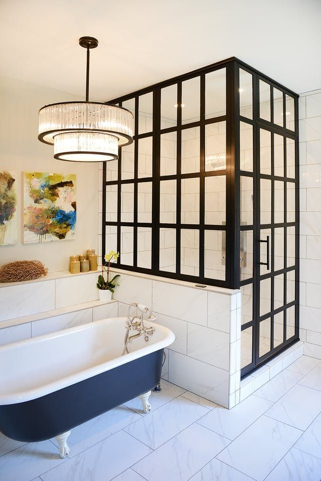 These Showers are the New Big Thing in Bathrooms Bathroom Shower