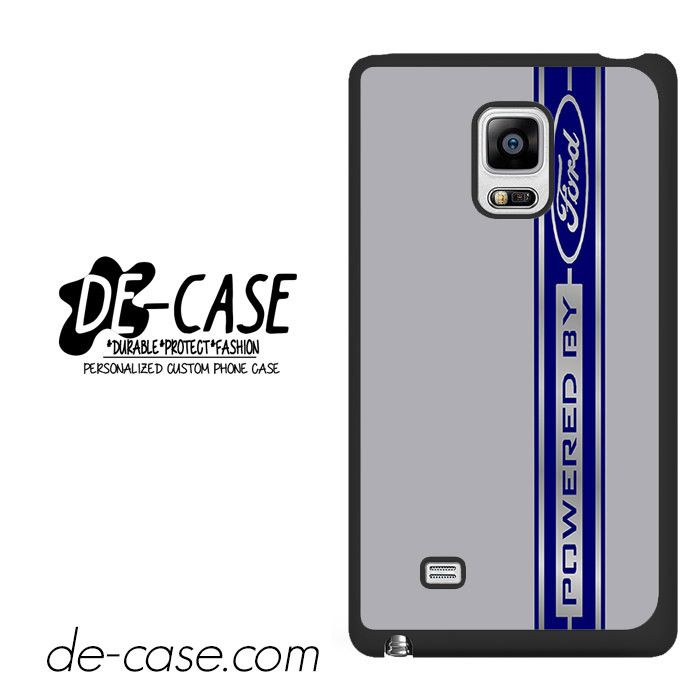 Powered By Ford DEAL-8886 Samsung Phonecase Cover For Samsung Galaxy Note Edge