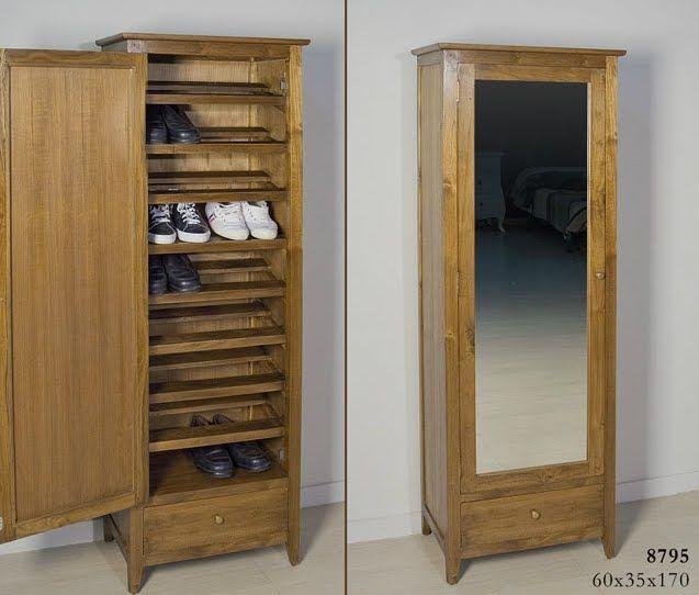 1000 id es sur le th me armario zapatero sur pinterest - Zapateros interior armario ...