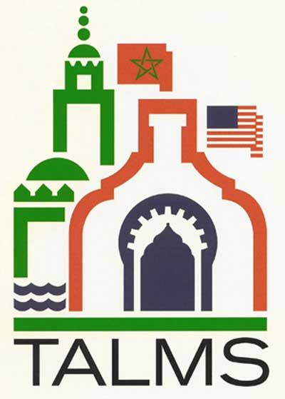 The American Legation at Tangier, Morocco