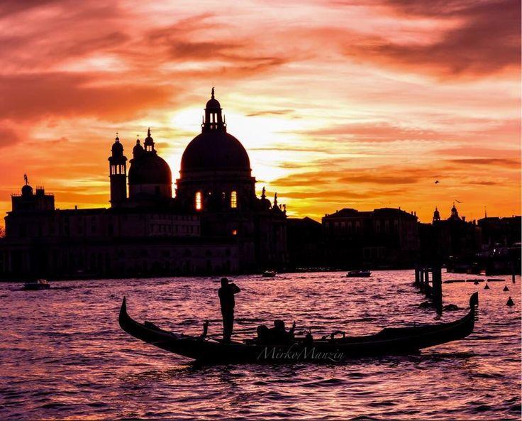 Tramonti a venezia