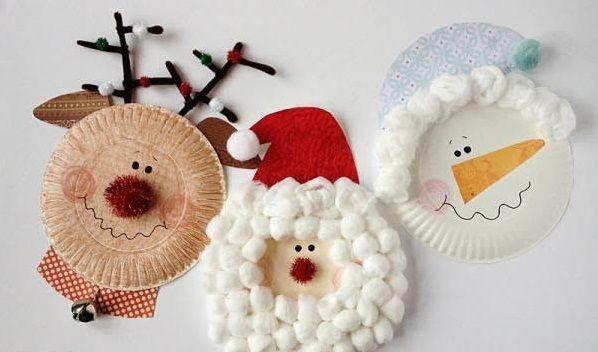 Papieren bordjes kan je kopen bij de supermarkten kosten nog geen euro voor 10 stuks. Je kan eten van deze bordjes maar je kan ze ook gebruiken om leuke kunstwerkjes met kinderen te maken. Wat dacht je van een leuke kerstman van een papieren bordje en watten. Of een kerstman of een koekmannetje. Genoeg inspiratieRead More