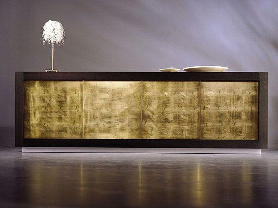 cadenza furniture. gold leaf sideboardcredenza cadenza furniture
