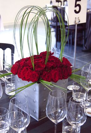 Unique Centerpiece for Weddings, Engagement Parties, Corporate Events or Intimate Dinners.