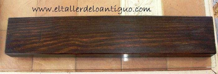 Trucos para teñir la madera-aceite de linaza