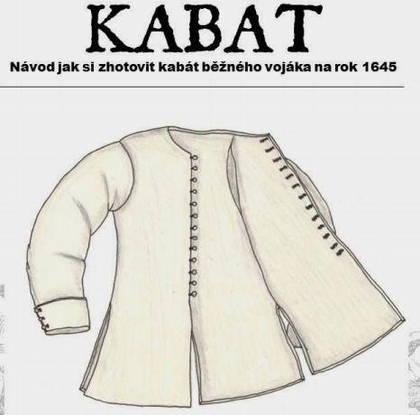 Kabát historický