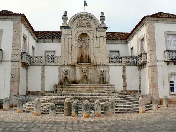 """Palácio da Mitra""; Lisboa, Portugal, location used in the movie ""Mysteries of Lisbon"""
