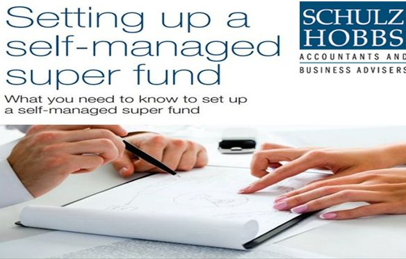 Self Managed Super Funds - Schulz Hobbs helps you to make and control over the investment decisions for fund from our expert advisors to manage and handle the business responsibilities.	  http://www.schulzhobbs.com.au/our-services/accounting-tax/superannuation