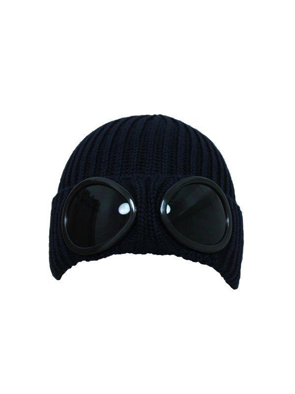 CP Company Goggle Beanie - Carolina