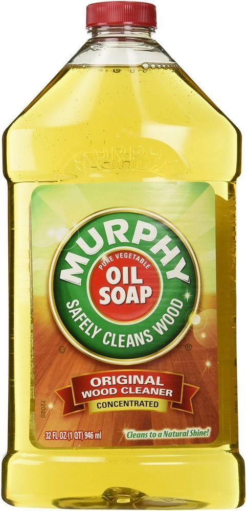 Murphy Oil Soap Original Liquid Wood Cleaner. Finished wood floors & furniture, cabinets, tile, linoleum. 32 oz Bottle. | eBay!