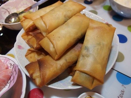 Everybody's Favourite Spring Rolls