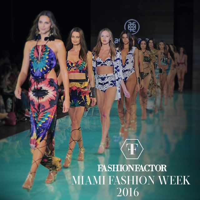 Antonio Banderas, honorary president of the Miami Fashion Week has invited in its latest edition, to discover swimsuits all swimsuit trends here in Miami. There for all body types. Find out here what's yours . Fashion Factor, when you need fashion advice.
