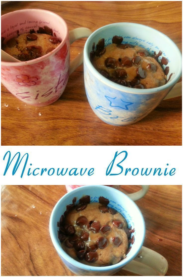 2 minute brownie This recipe has to be one of the easiest and quickest for a brownie. Everybody loves brownie. But people dont make brownie that often because they think it is a hassle. And you need a good oven, a beater, cake tins The list goes on. Wel