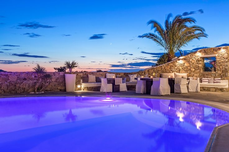 Ostraco Suites boutique Hotel in Mykonos island