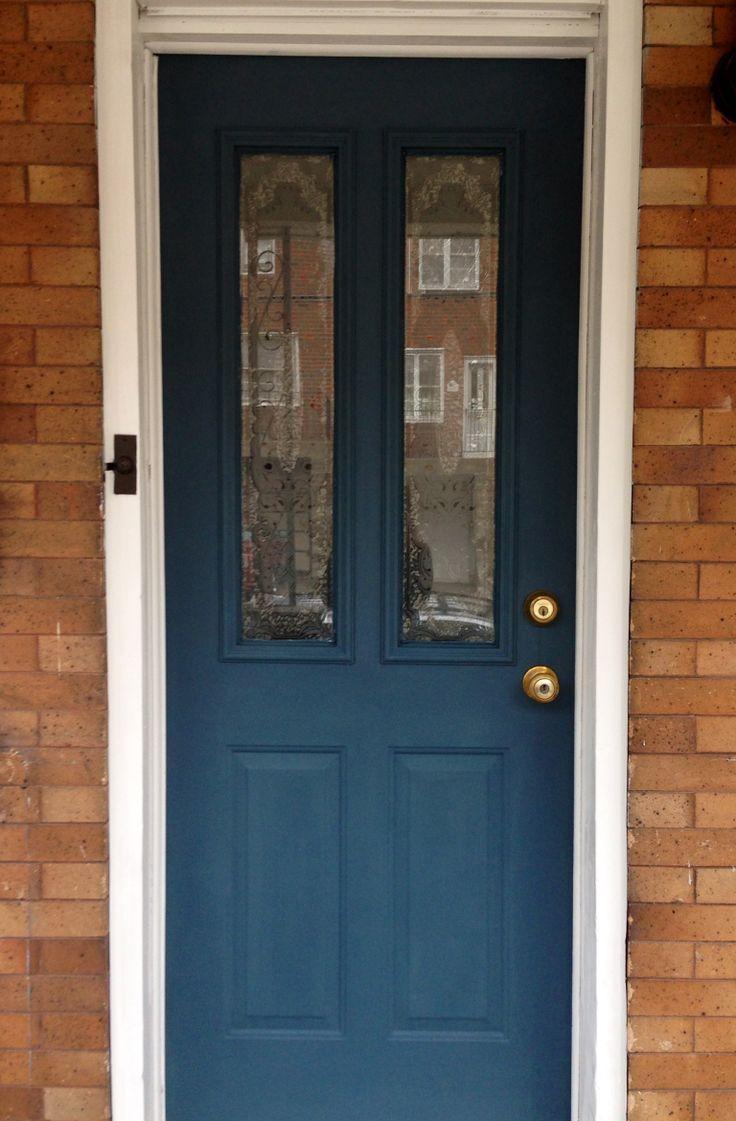45 best chalk paint aubusson blue images on pinterest for Chalk paint door