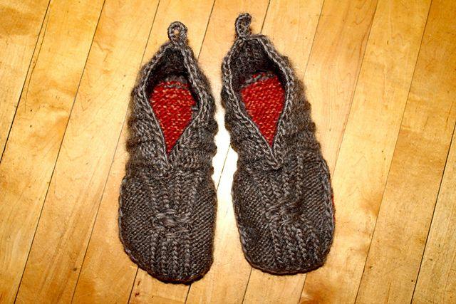 Ravelry: daisyfaye's Japanese House Slippers