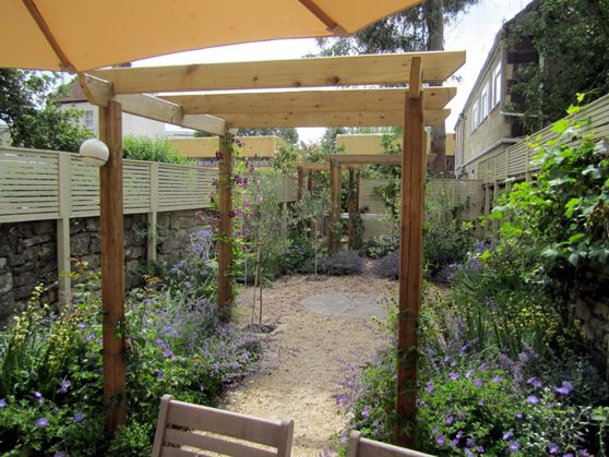 12 best Our Garden Designs - Small images on Pinterest | Yard design ...