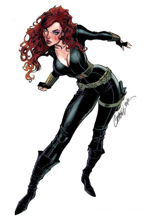 Danger Girl - J. Scott Campbell art