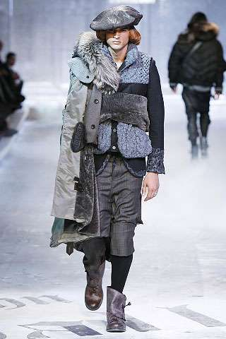 You know I had to like this. Elizabethan Fashion for Men
