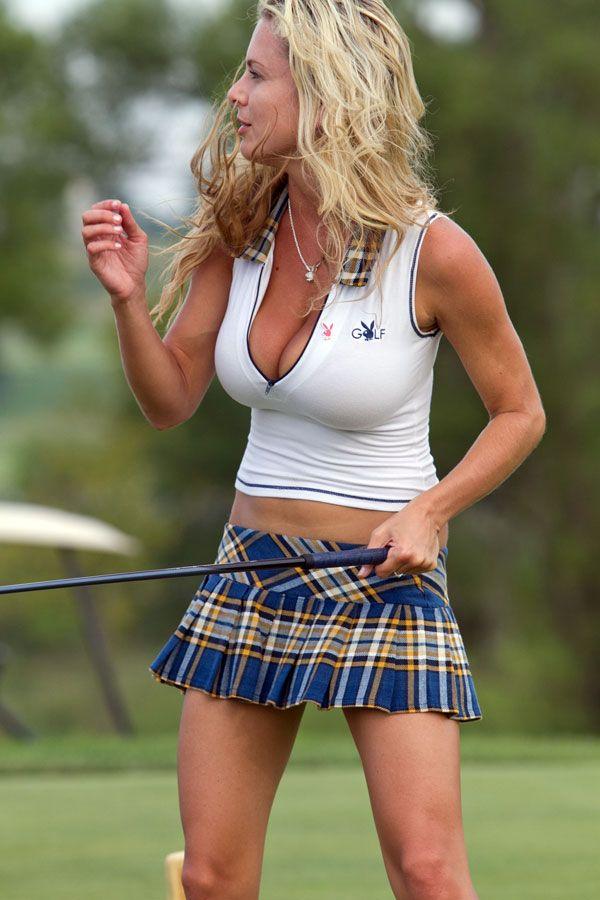 Lets Play  Golf  Sexy Golf, Ladies Golf, Girls Golf-9815