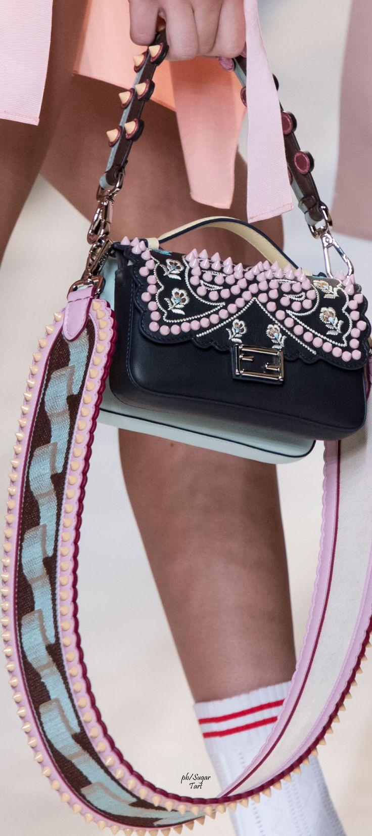 Fendi Spring 2017 Clothing, Shoes & Jewelry - women's handbags & wallets - http://amzn.to/2j9xWYI