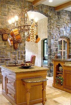 creative juices decor ideas on how to use stone veneer on an interior wall - Interior Stone Wall Designs