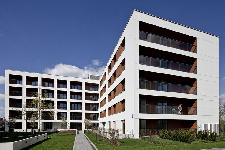 Royal Park Wilanów - HRA Architekci