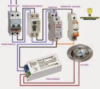 Esquemas eléctricos: Transformador electronico para lamparas halogenas ...