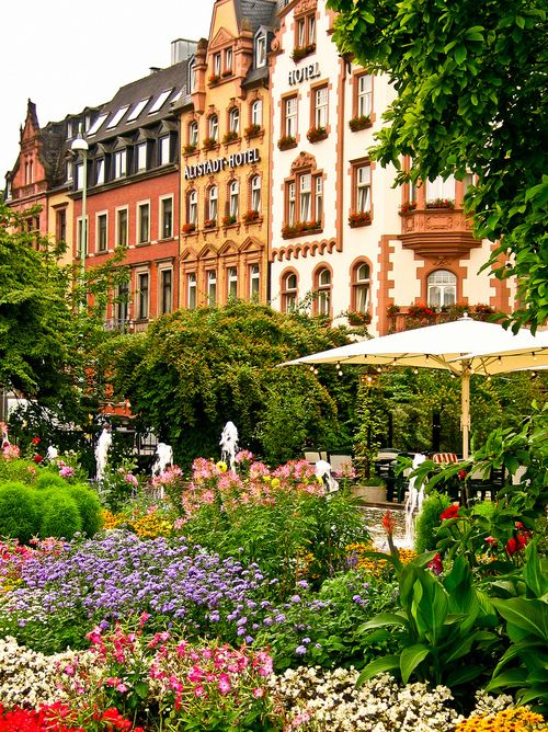 Trier | Germany (by mizmoxie)                                                                                                                                                                                      Source:                                                                           travelingcolors