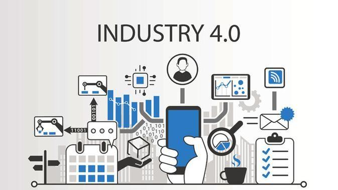 Harus Ada Pemikiran Kreatif Buat Hadapi Revolusi Industri 4 0