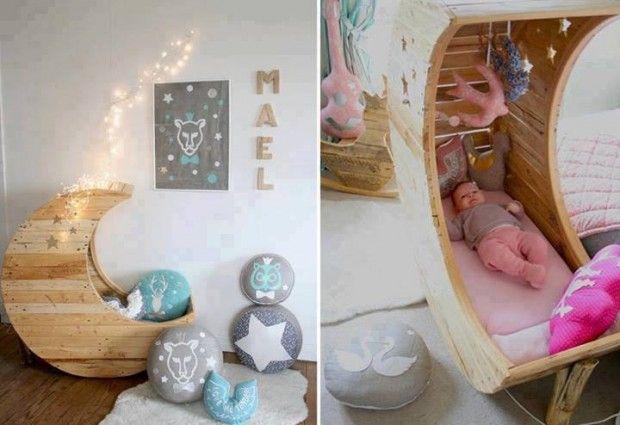 moon crib! so cute
