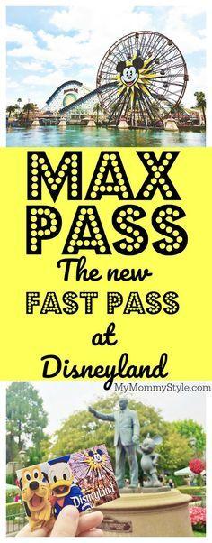 Den neuen Max Pass in Disneyland verstehen
