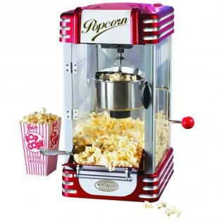 Simeo Popcornmaker FC 170 500564170 · 50er Jahre Design, 1Liter Popcorn, | redcoon