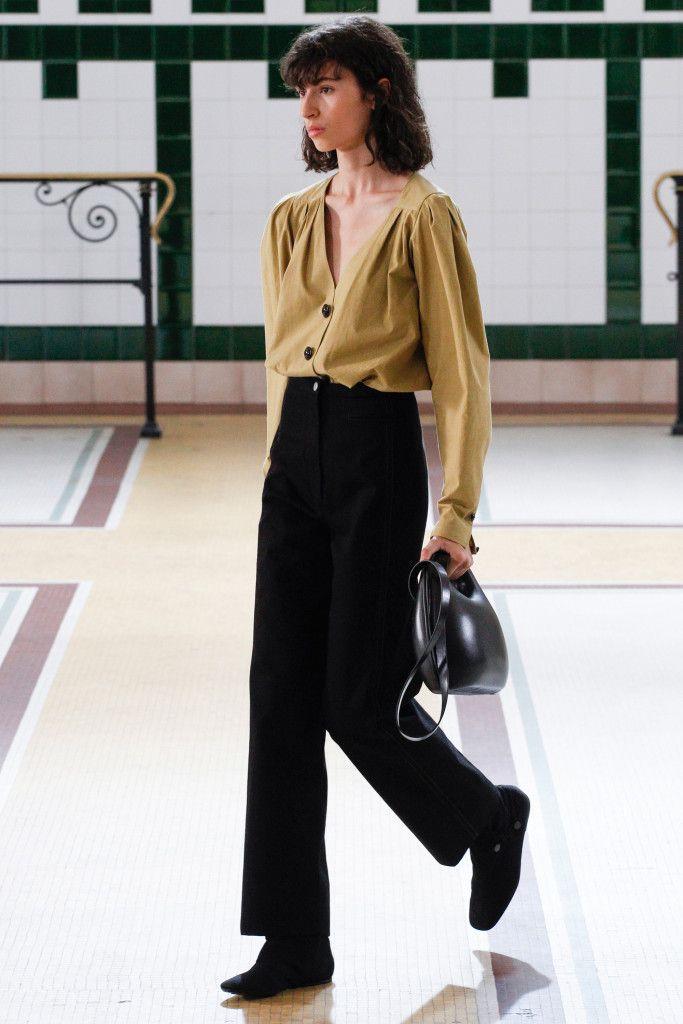 Vogue.com | Spring 2017 Lemaire